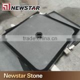 Granite stone shower tray 80x80