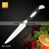 Hot sales High quality 3cr13/German 1.4116 stainless steel blade kitchen knife utility knife with G10 petent handle
