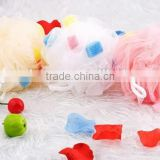 High Quality Back Scrubbers Exfoliation Body Puffs Mesh Bath Sponge