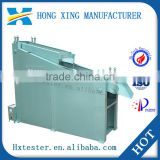 Double deck vibrating screen silicon-manganese alloy, 2 layers vibrating screen machine
