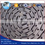 C2045HP Hollow Pin Conveyor Chains 40Mn or Stainless Steel