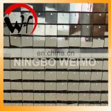 high quality sequin panel decorative facade panel