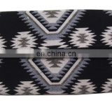 Ikat fabric clutch bags
