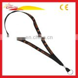 Printed Polyester Custom Camera Neck Strap For Sony Camera