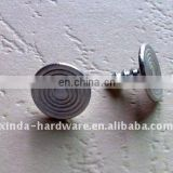 screw Aluminum nail Aluminum tack for plastic inside jeans button very good price and very good quality SGS Test