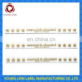 china factory cheap price clothing label manufacturer