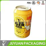Beer can shaped money tin can coin bank wholesale