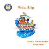 Zhongshan amusement playground swing mini Pirate ship kiddie rides