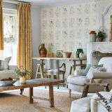 SANDERSONE wallpapers UK import living room bedroom decorative wallpaper brand