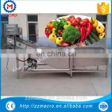 vegetable washing equipment/fruit and vegetable washing machine
