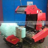 Tractor engine high efficiency Bundling and wrapping machine for sale