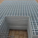 Galvanized 30x5mm fabricated grating