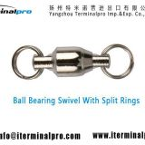 Ball-Bearing-Swivel-with-Split-Ring-terminal-tackle-fishing-connector-Terminalpro