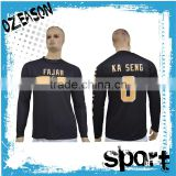Men's long sleeve basketball shooting shirts wholesale