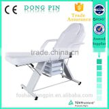 beauty salon equipment massage medical bed with pillow and handrest                                                                                                         Supplier's Choice