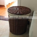 Household accessories soft close drawers clothes storage wicker basket                                                                         Quality Choice