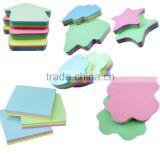 innovative custom office sticky notes free stickers Heart-shaped notepad factory system