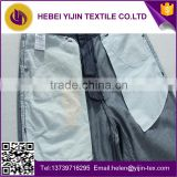 Textile denim bleached pocketing fabric for jeans