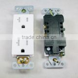 Small Quantity Acceptable Duplex receptacle 5-15R,5-20R,6-15R,6-20R UL CULS Guangzhou factory
