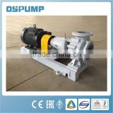 Factory direct sale IHF single-stage single-suction cantilever fluorine-butterfly corrosion-resistant chemical centrifugal pump                                                                         Quality Choice