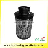 High quality durable hydroponics activated carbon filter/ hydroponics Ventilation filter