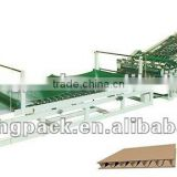 Complete High Speed Automatic Corrugated Board Laminator
