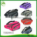 Waterproof Outdoor Sports Cycling Travel Hiking Chequer Waist Pack Chest Backpack Waist Bag Sport
