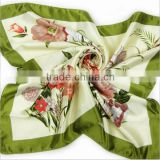 2015 fashion chinese style small neck silk scarf