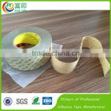 Cheap and high quality double sided transparent adhesive Tapes with high temperature masking