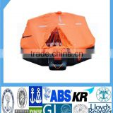12 to 25 persons Davit-launched inflatable life raft