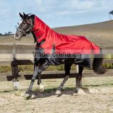 600D ripstop turnout equestrian rug/blanket for horse riding