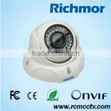 High Definition 1080P IR Megapixel Wide Uniform Speed Dome Network IP Camera with CE FCC