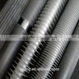 Aluminium fins copper finned tube,finned tube making machine