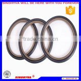 oil and hot resistant PTFE Glyd ring,Piston seal for hydraulic cylinder,piston ring