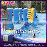 new Madagascar inflatable water games, inflatable water park equipment price,inflatable amusement park with slide and obstacle