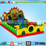 China factory price giant inflatable kids amusement park games for sale
