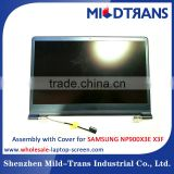 alibaba top wholesaler new original 100% tested Assembly with Cover for Samsung NP900X3E X3F