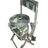 High Quality Military Outdoor Chair Hunting Activities Swivel Chair