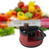 1pcs Knife Sharpener Scissors Grinder Secure Suction Chef Pad Kitchen Sharpening Tool hot! YKS