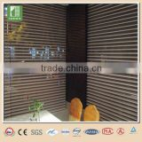 Manual one way window shade motorized shangri-la blinds