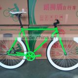 700c colorful single speed road bicycle fixed gear bike
