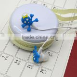 Promotional Wired Earbud for IPhone/Samsung In-Ear Earphone With Cute Packaging For Huawei Phones