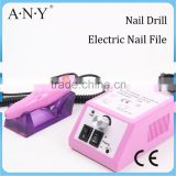 20000rpm Electric Portable Nail Drill Bits Tools Vacuum For Manicure Pedicure Machine Nail File                                                                         Quality Choice