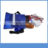 waterproof swimming bag, swimming mesh bag, PVC swim wear zipper close bags