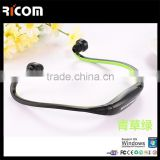 fashion wireless bluetooth stereo necklace earphones for sporting--BTH-215--Shenzhen Ricom