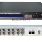 scrambling digital cable tv headend equipment,catv headend system dvb-c modulator COL5441B
