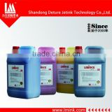 Textile Pigment Ink for Konica Minolta/Spectra/SPT 508GS/kyocera Industrial head Textile Printer