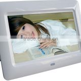 shenzhen factory wholesale high quality digital plastic photo frame