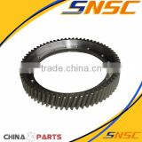 Wholesale low price high quality LONGKING loader transmission parts LG330.03.01-004 Helical gear