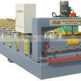 Single layer 900 color steel roll forming machine color steel roll forming machine for wall and roof panel